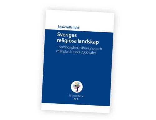 Förtjänstfullt om den religiösa kartan i Sverige